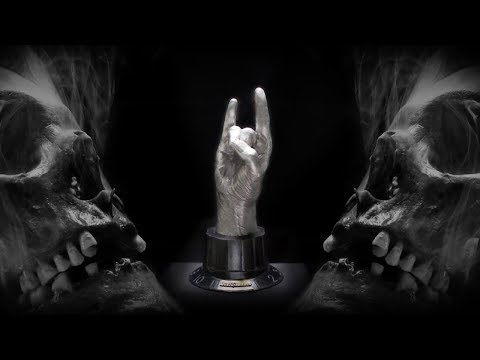 Tony Iommi Creates the 'Hand of Doom' Trophy - Full Documentary