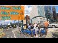New York City bike ! Bike friendly city 2019 (4K)