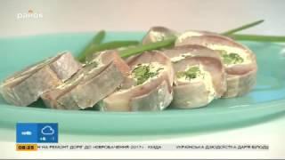 Рулет из сельди - Простой рецепт | Кухня холостяка