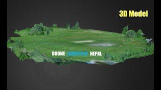 3D MAPPING with DJI Phantom 4Pro & Drone Deploy - नेपालमा ड्रोनबाट भूमि सर्वेक्षण