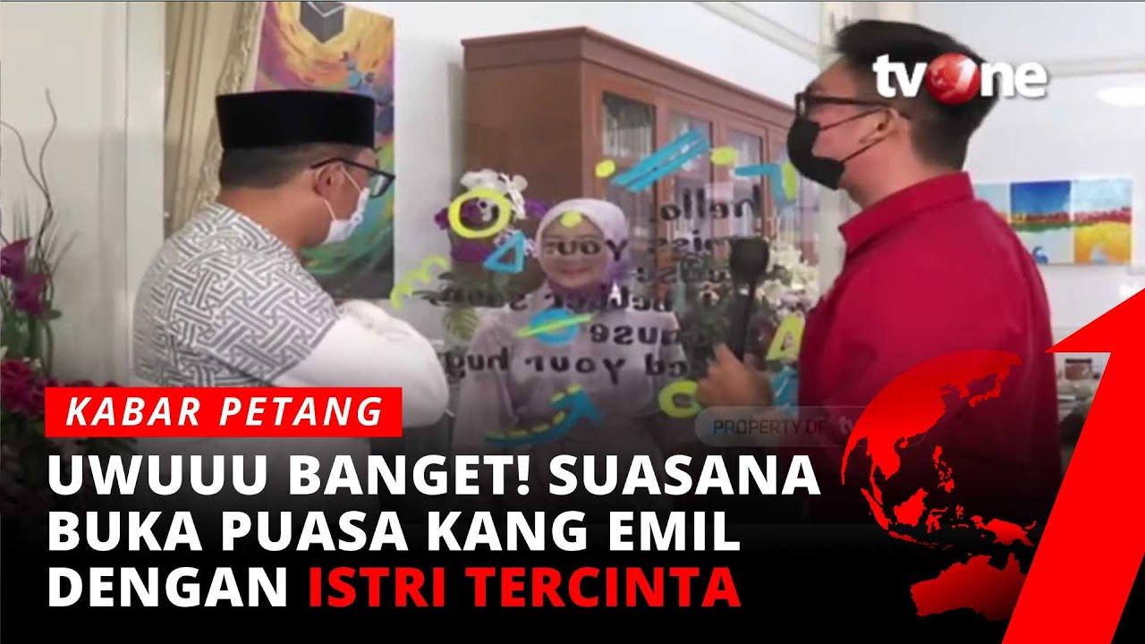 Berbalut Keromantisan, Buka Puasa Bersama Gubernur Ridwan Kamil   tvOne