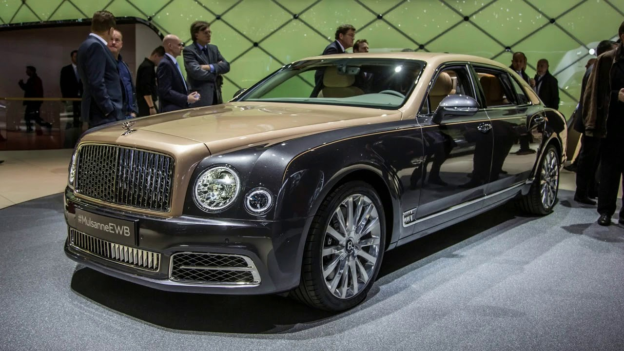 Hot News 2018 Bentley Mulsanne Price Youtube