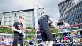 CAN GEORGE GROVES BECOME WORLD CHAMPION AT THE FOURTH ATTEMPT? WORK OUT HIGHLIGHTS