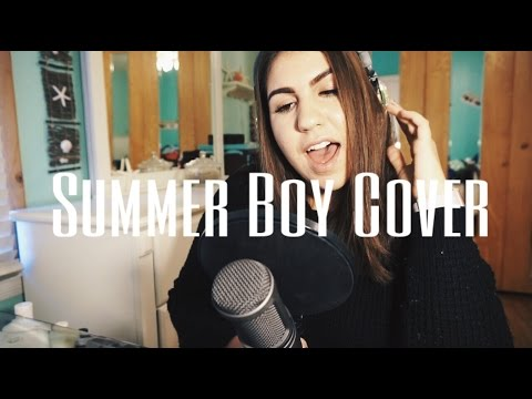 Summer Boy - Lady Gaga Cover