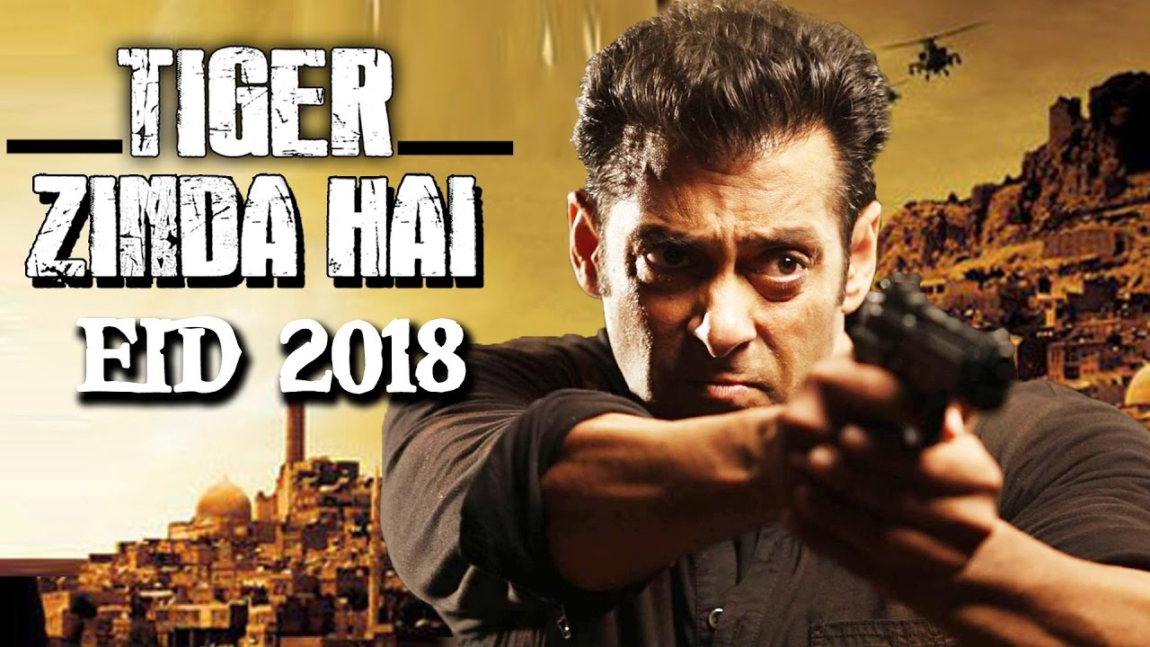 tiger zinda hai trailer full hd salman khan and katrina kaif