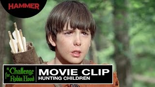 A Challenge For Robin Hood / Hunting Children (Official Clip)