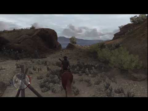 Red Dead Redemption - Treasure Location #2
