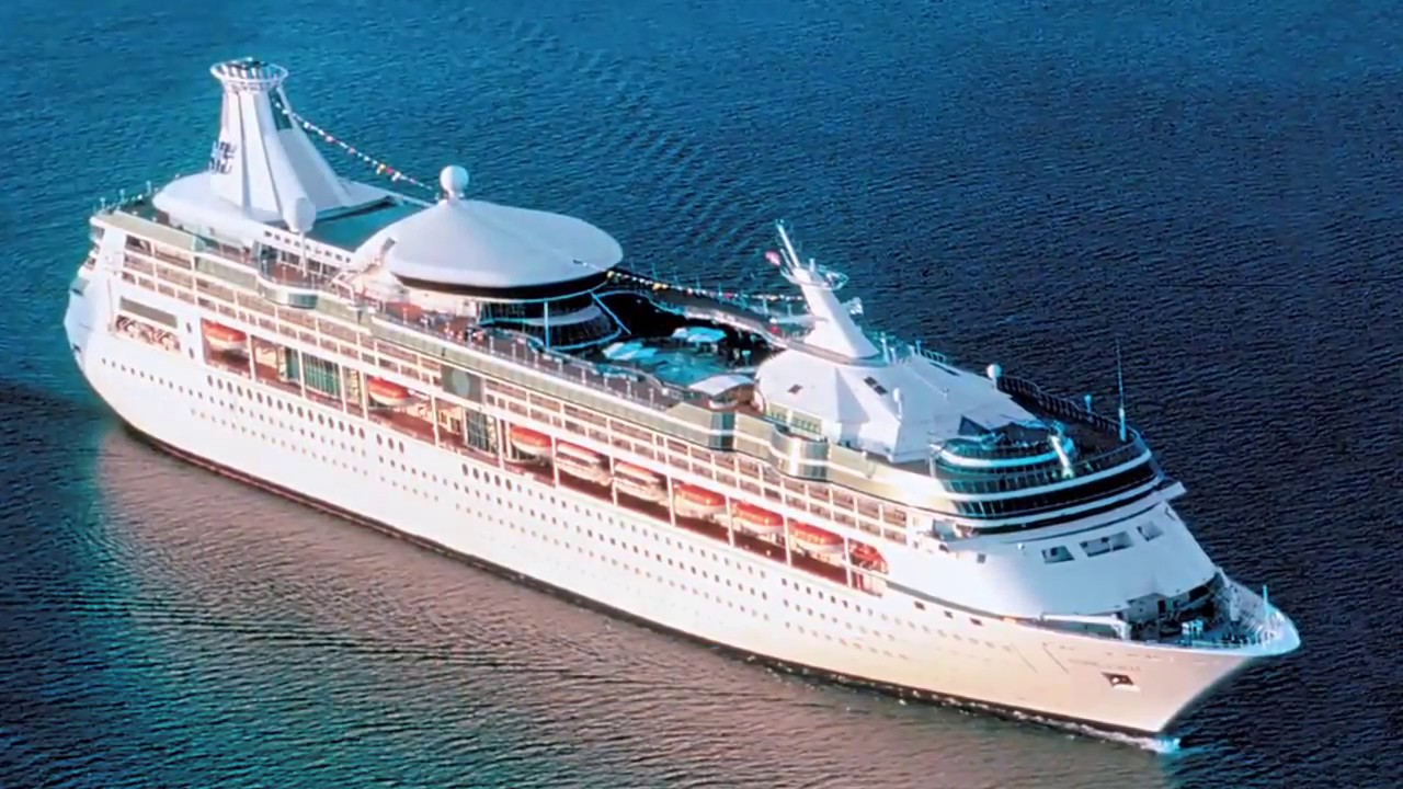 Rhapsody Of The Seas Transformed Royal Caribbean Reinvents Wow Sunway Travel Group Youtube