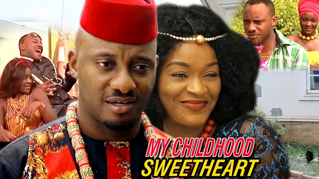 Download MY CHILDHOOD SWEETHEART SEASON 1 -  CHACHA EKE NEW 2018 TRENDING NIGERIAN NOLLYWOOD MOVIE |FULL HD