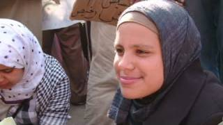 Gambar cover CNN: A young woman's fight for freedom in Egypt