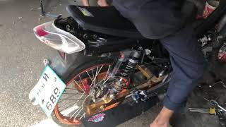 test sound slep engine honda w…