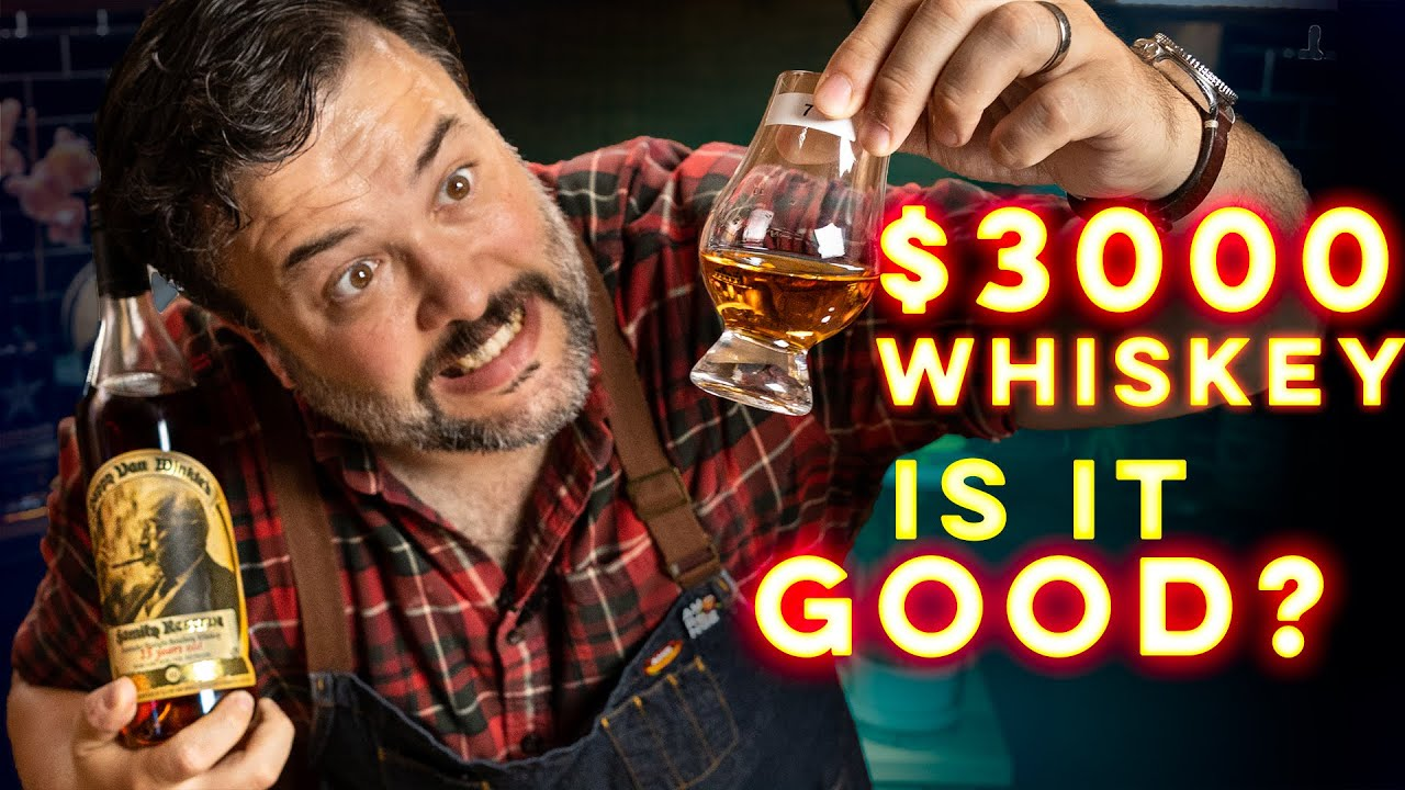 $3000 Whiskey worth the Hype? | How to Drink