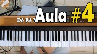 Baixar Aula de Teclado 04 - Tocando com as DUAS mãos no piano! Para Iniciantes