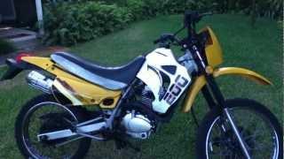 Chinese Yumbo 200cc Enduro Motorbike Review