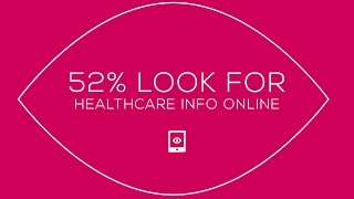 A Growing Number | 52% Of Healthcare Consumers Look For Health Insurance Information Online