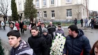 Похорон Героя України Романа Точина