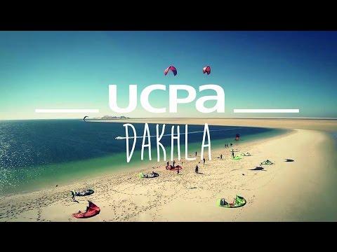 Le village sportif de kitesurf UCPA de Dakhla (Maroc)