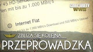 🐧 WW2   Przeprowadzka na GIGABIT internet