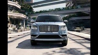 2018 Lincoln Navigator Interior Exterior Design Powerful Performance Capabilities