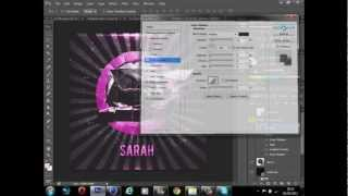How to make a awesome logo in Cinema 4d and Photoshop