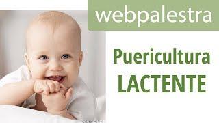 Webpalestra - Puericultura no primeiro ano de vida