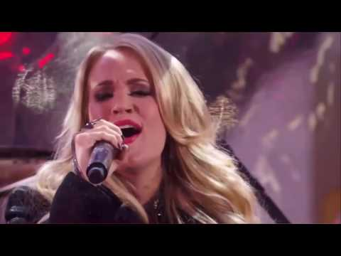 Carrie Underwood - Change & Something In The Water (World AIDS Day 2014)