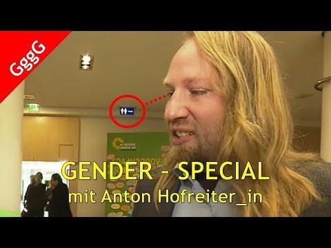Die GRÜNEN - Best Of - Gender-Special mit Anton Hofreiter