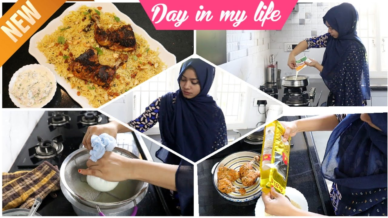 Day in My Life from New House / Chicken Tikka Pulao/ Homemade Paneer / Tamil Vlog / DIML Tamil
