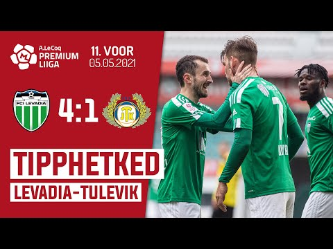 Levadia Tallinn Tulevik Goals And Highlights