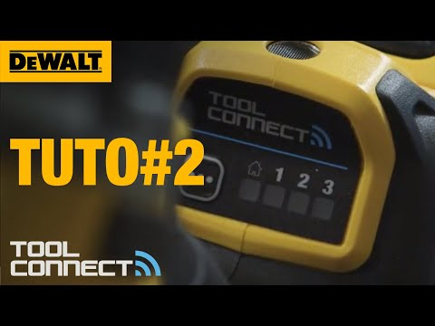 TOOL CONNECT - Tuto#2 Appairez Vos Outils