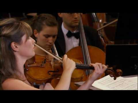 Lisa Batiashvili (1/3) Prokofieff Violin Concerto No. 1 in D, op. 19 - 1. Andantino - Andante assai