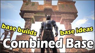 Conan Exiles - Combined Base, Base Build, Base Location