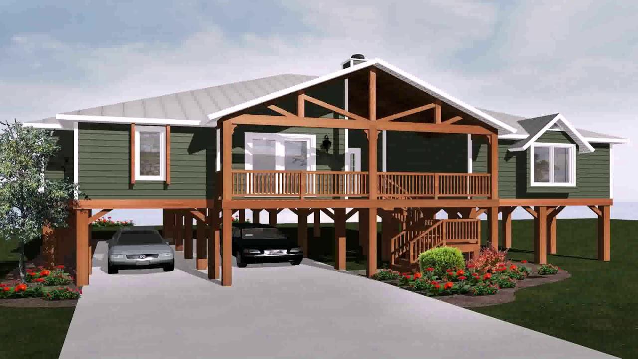 House Plans For Houses On Stilts - Gif Maker DaddyGif com
