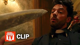 Preacher S04E03 Clip | 'What Kind of Preacher Are You?' | Rotten Tomatoes TV