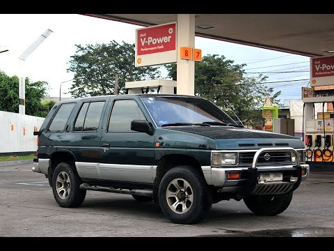 1997 nissan terrano 4x4 diesel el toro for sale youtube. Black Bedroom Furniture Sets. Home Design Ideas