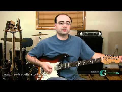 Super Chops Guitar Method - Project #1