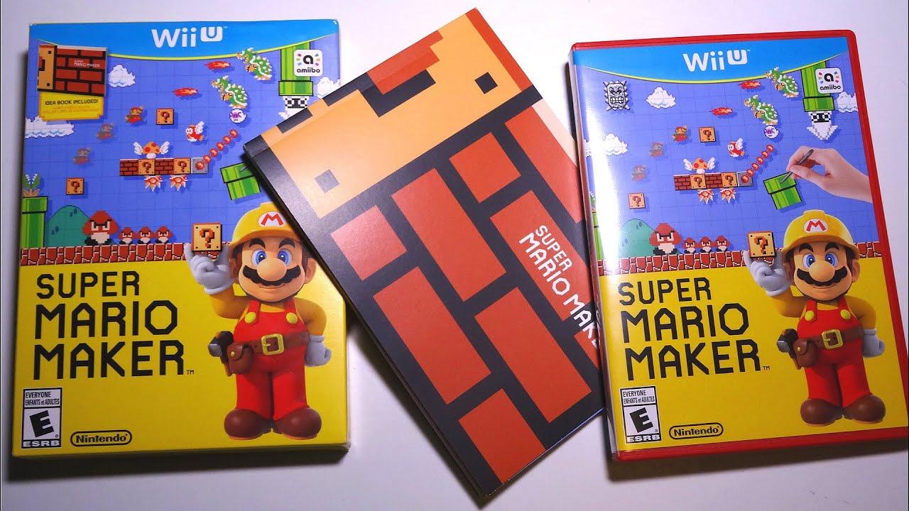 Super Mario Maker Deluxe