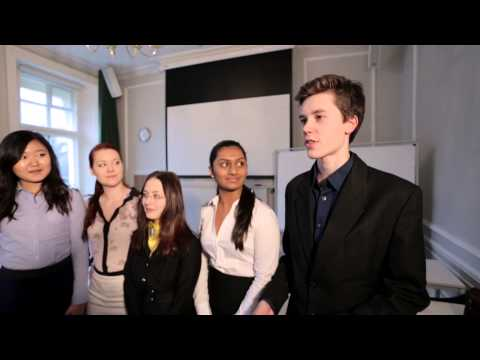 Hult Prize High School Edition - EF Academy