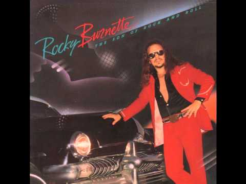 Rocky Burnette - Tired Of Toein' The Line