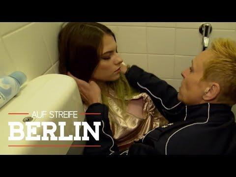Gefährlicher Kick: Teenager schnüffeln Deo   Auf Streife - Berlin   SAT.1 TV