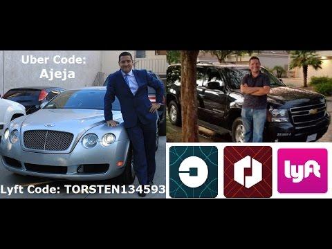 Drive Uber in California. Hottest money making cities, San Francisco, Sacramento, Los Angeles,OC, SD