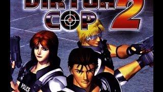 Virtua Cop 2 - 1995 - Sega Saturn with real light gun
