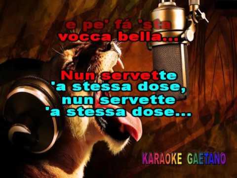 Massimo Ranieri Comme Facette Mammeta  Karaoke