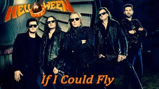 Helloween   If I Could Fly Backing Track