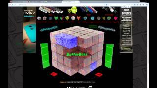 TNB Brennan layin down the beats- Electro cube!