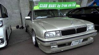 Nissan CIMA Y31 custom car 日産 シーマ Y31 カスタムカー