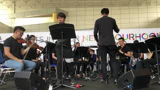 Stitch FM & Asian Cultural Symphony Orchestra's Performance at Arts in Your Neighbourhood [1/3]