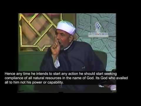 Success Secret God's Remembrance El-Shaarawy Translation