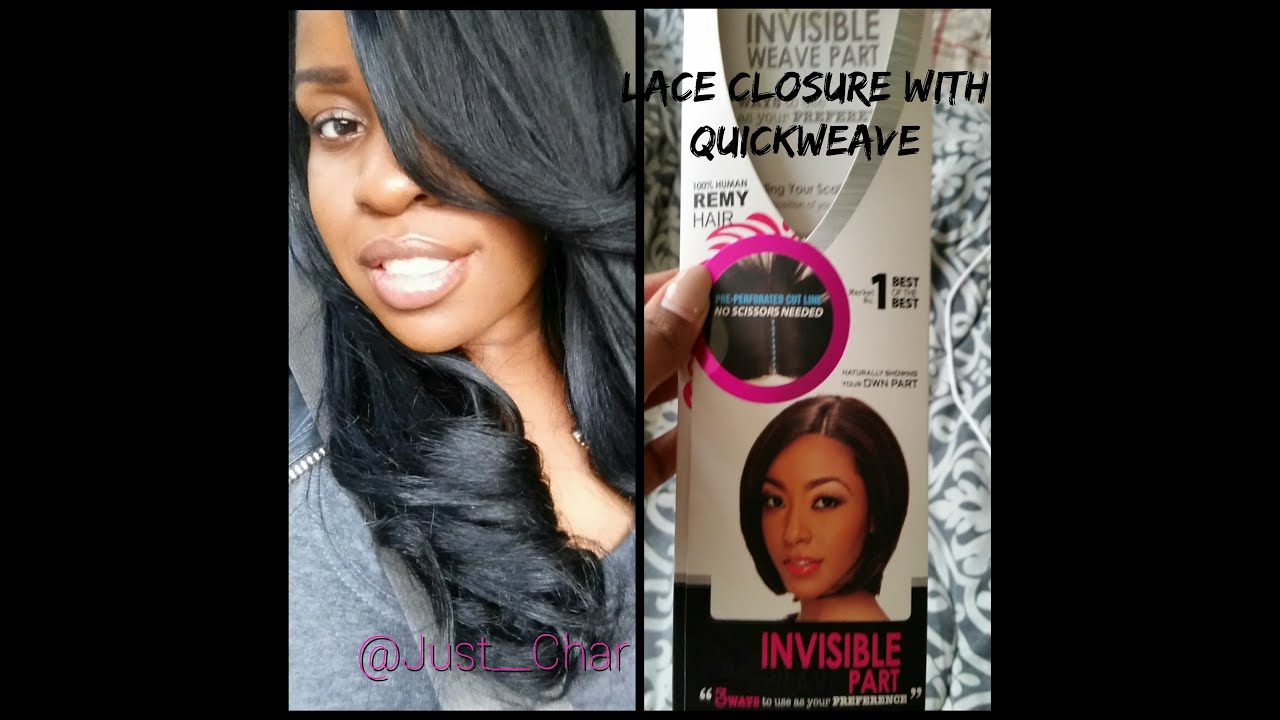 Lovely How To Do Quick Weave Hairstyles Hairstyle Ideas