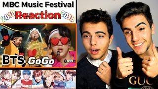 K-POP TEPKİ !! *BTS Go Go Reaction*